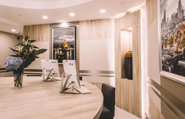 фотографии отеля Adelphi Suites изображение №43