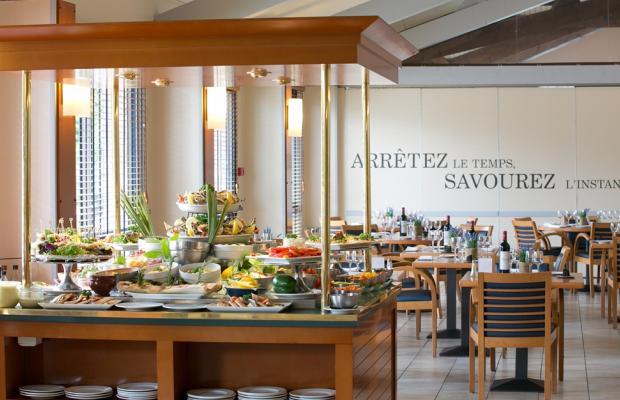 фото отеля Hоtel Kyriad Prestige Bordeaux Ouest - Mеrignac изображение №13