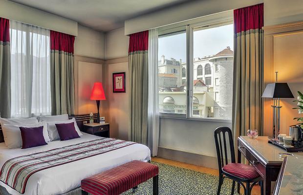 фото отеля Mercure Biarritz Centre Plaza изображение №13