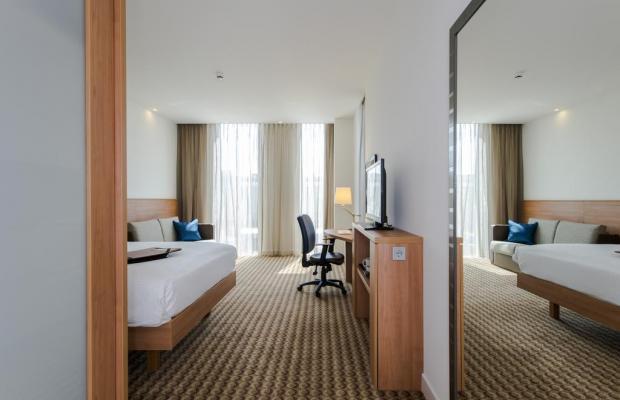 фотографии отеля Hampton by Hilton Hotel Amsterdam / Arena Boulevard изображение №23