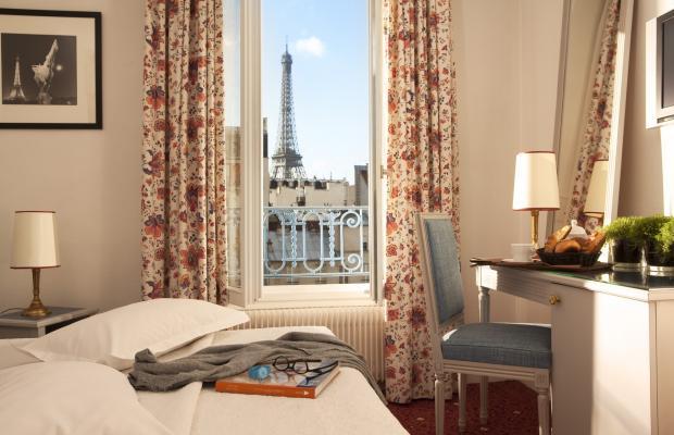 фотографии отеля Les Jardins d'Eiffel изображение №15