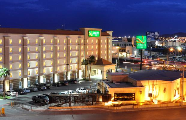 фото отеля Holiday Inn Express Hotel and Suites in Cd Juarez изображение №5