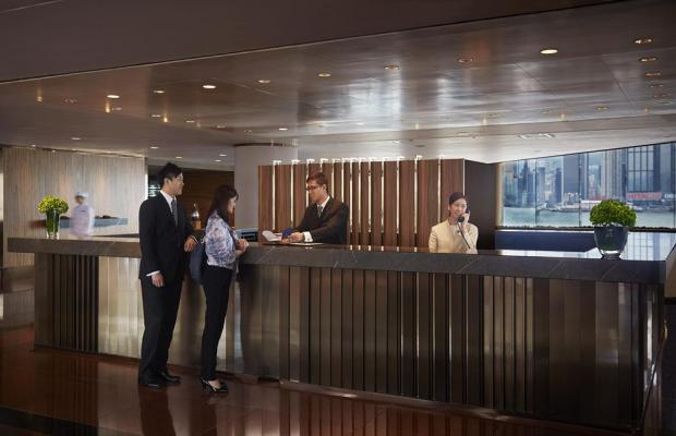 фото отеля InterContinental Hong Kong изображение №25