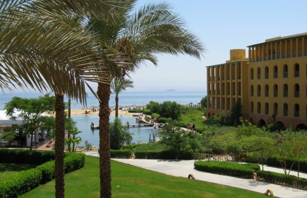 фотографии отеля Bay View Resort Taba Heights (ex. Taba Heights Marriott Beach Resort) изображение №3