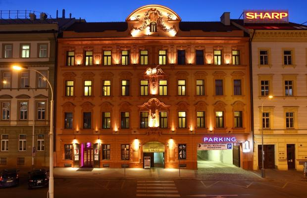 фото отеля Design Hotel Elephant Prague (ex. Da Vinci Old Town) изображение №1