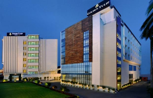 фотографии отеля Golden Tulip Lucknow (ex. Tulip Inn Lucknow) изображение №3