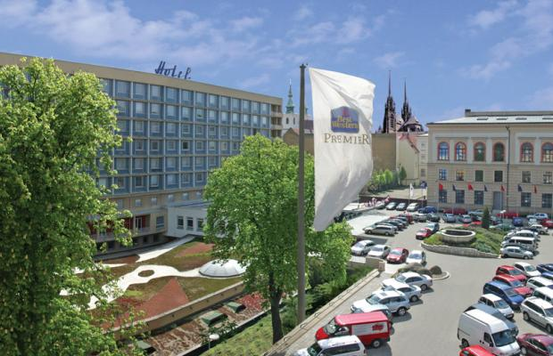 фото отеля Best Western Premier Hotel International Brno изображение №1