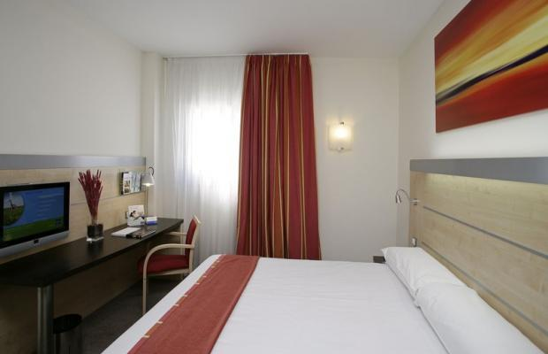 фотографии Holiday Inn Express Malaga Airport изображение №20