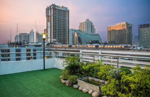 фото отеля Best Western Mayfair Suites Bangkok изображение №1