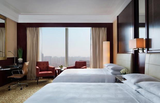 фотографии Shanghai Marriott Hotel Changfeng Park изображение №20