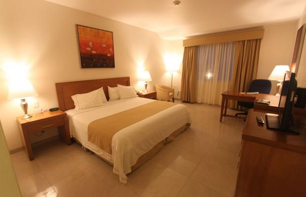 фотографии отеля Holiday Inn Express Playa del Carmen изображение №27