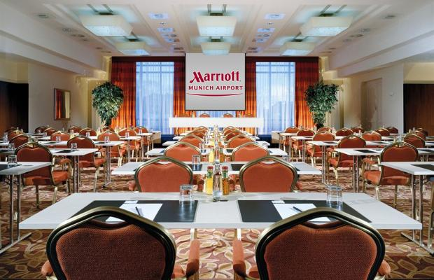 фотографии Marriott Hotel Munich Airport изображение №24