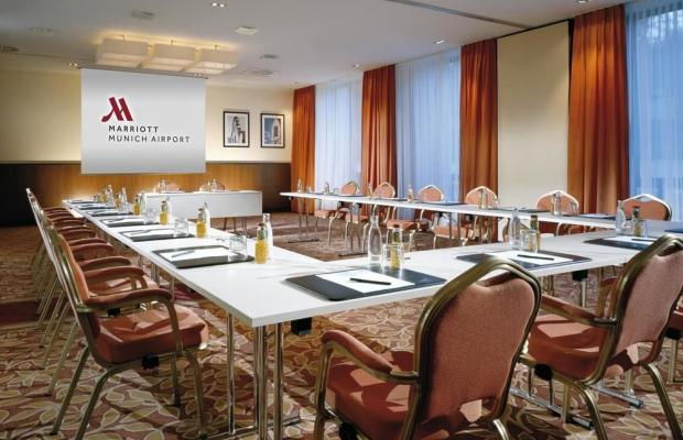 фото Marriott Hotel Munich Airport изображение №26
