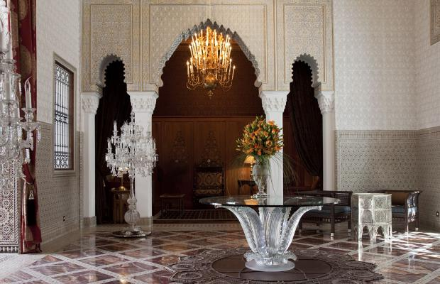 фото отеля Royal Mansour Marrakech изображение №17