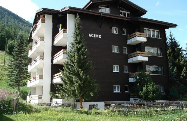 фото отеля Apartment Haus Acimo III Saas Fee изображение №5