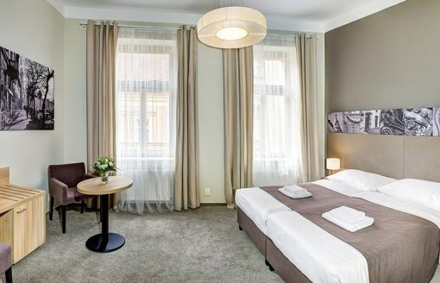 фотографии Three Crowns Hotel Prague изображение №20