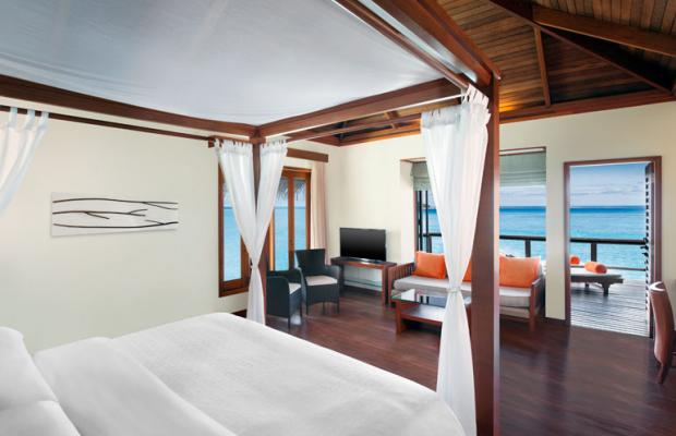 фотографии отеля Sheraton Maldives Full Moon Resort & Spa изображение №27