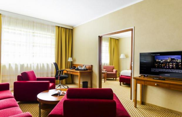 фото Courtyard by Marriott Prague Airport изображение №6