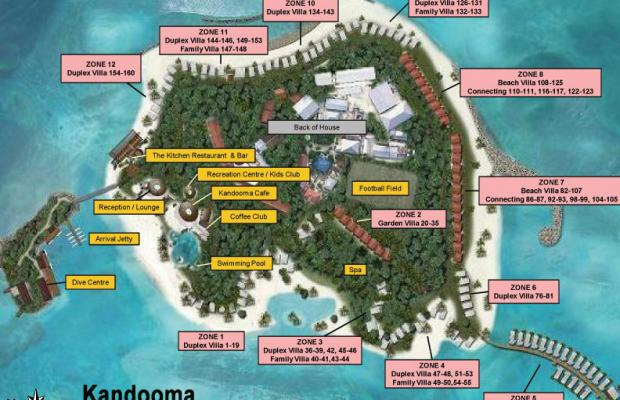 фото Holiday Inn Resort Kandooma (ex.Kandooma Maldives) изображение №2
