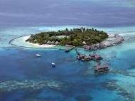 Gangehi Island Resort, 5*