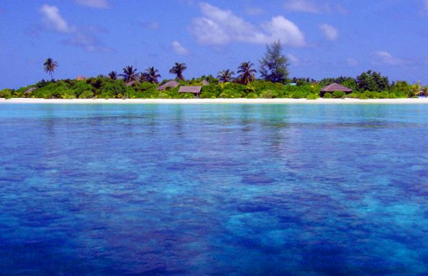 фотографии отеля Dhoni Island Resort (ex.Dhoni Mighili) изображение №3