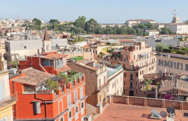 фотографии отеля SPANISH STEPS ROME VIEW PENTHOUSE изображение №3