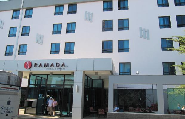 фото отеля Ramada Hotel and Suites Amman изображение №1