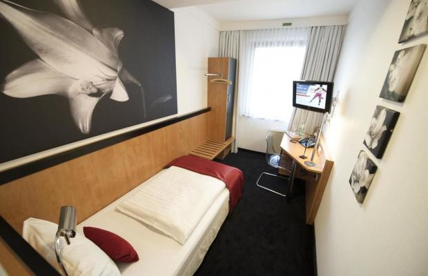 фотографии TRYP by Wyndham Hotel Duesseldorf City Centre Hotel (ex. Grand City Borsenhotel Dusseldorf) изображение №28