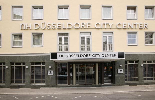 фото NH Dusseldorf Konigsallee (ex. NH Duesseldorf City Center) изображение №26
