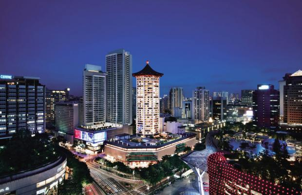 фото Singapore Marriott Tang Plaza изображение №18