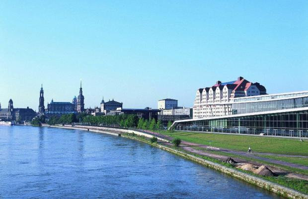 фотографии отеля Maritim Hotel & Internationales Congress Center Dresden изображение №23
