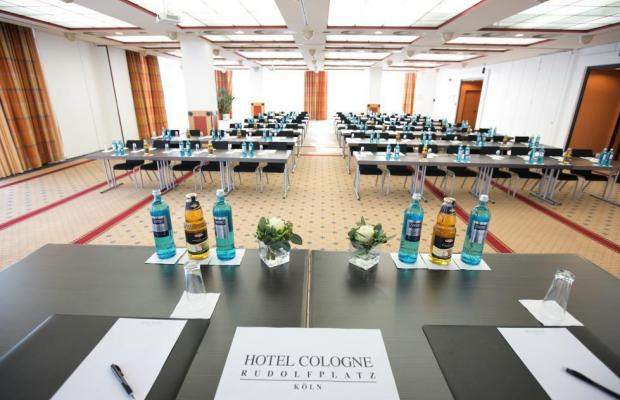 фотографии отеля Hotel Cologne Rudolfplatz (ex. Barcelo Cologne City Center; Crowne Plaza Koeln) изображение №15