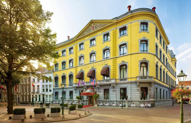 фото отеля Hotel Des Indes, A Luxury Collection Hotel, The Hague (ex. Le Meridien Hotel Des Indes) изображение №1