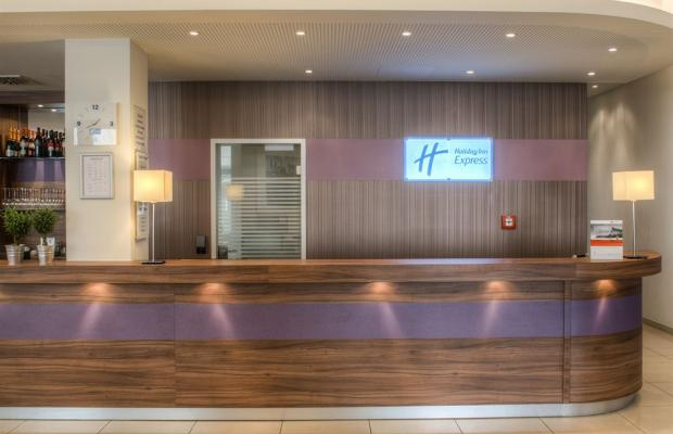 фото Holiday Inn Express Frankfurt City - Hauptbahnhof изображение №42