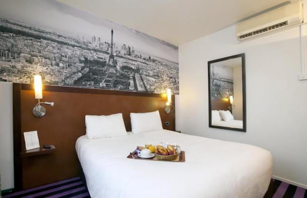 фотографии Qualys Hotel Nanterre Paris La Defense изображение №36