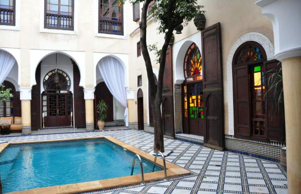 фото Riad Maison Bleue And Spa изображение №14