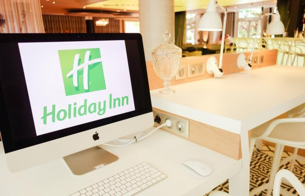 фотографии отеля Holiday Inn Paris Charles De Gaulle Airport изображение №23