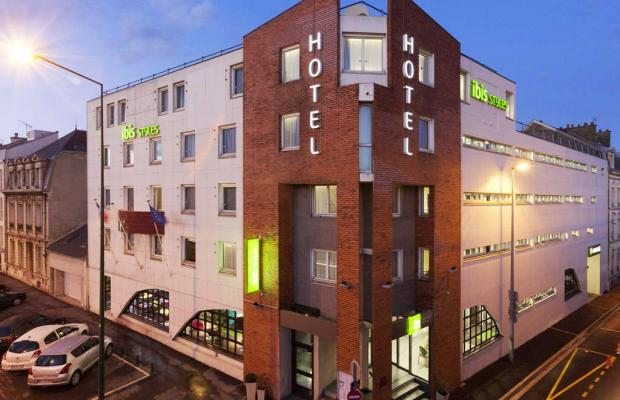 фото отеля Ibis Styles Reims Centre (ex. Express by Holiday Inn Reims) изображение №1