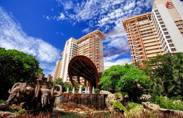 фото Centara Grand Mirage Beach Resort (ex. Central Wong Amat Beach Resort) изображение №6
