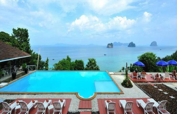 фото отеля Koh Ngai Cliff Beach Resort (ex. The Chateau Hill Resort) изображение №1