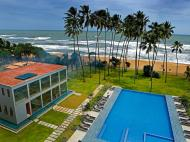 Club Waskaduwa Beach Resort & Spa, 4*