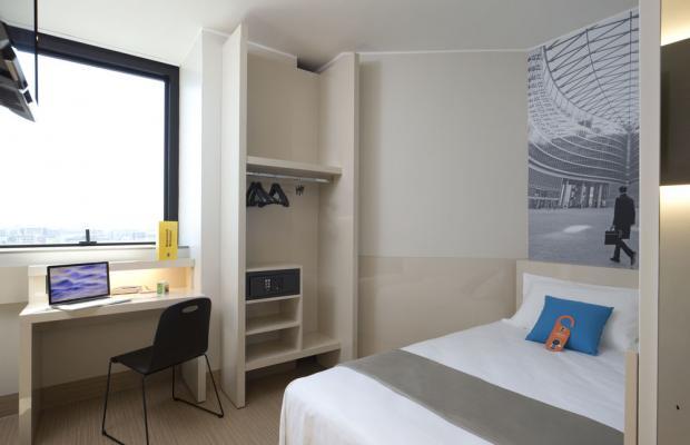 фото отеля B&B Hotel Milano Sant'Ambrogio изображение №13
