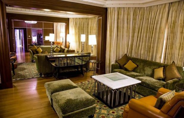 фото отеля Hyderabad Marriott Hotel & Convention Centre изображение №57