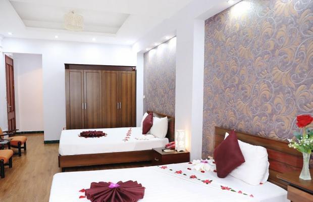 фото Hanoi Gortage Hotel & Travel (ех. Hanoi Blue Lotus Hotel) изображение №22