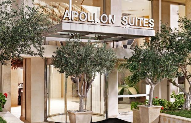 фото отеля Divani Apollon Suites изображение №1