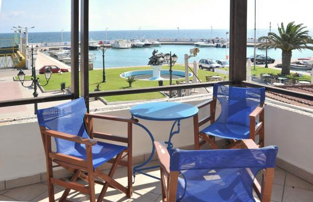 фотографии отеля Attica Beach изображение №7