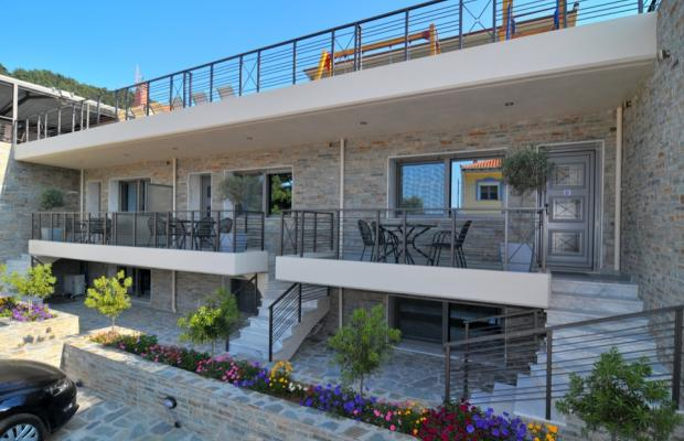 фото Ntinas Filoxenia Thassos Hotel Apartments изображение №42