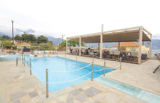 фото Ntinas Filoxenia Thassos Hotel Apartments изображение №22