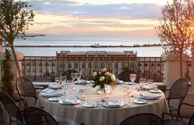 фотографии отеля Mediterranean Palace изображение №7