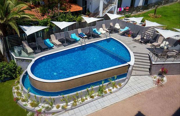 фото отеля Akti Pefkari Hotel изображение №57